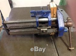 record  quick release woodworking vise   england nice