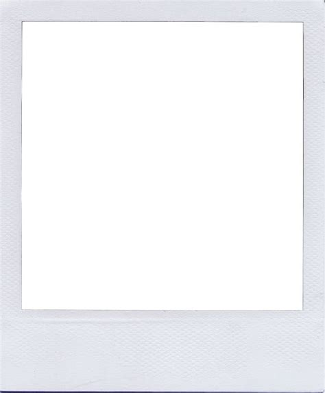 Polaroid Template Polaroid Png Template Search Overlay
