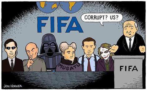 Corruption à La Fifa Fin The Best Jokes Memes Photoshops On Fifa Arrests Sepp