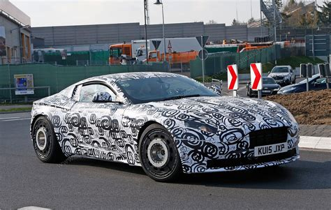 New Aston Martin Db11 Readies For 2016 Launch