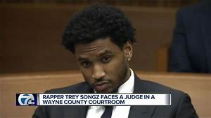 TREY SONGZ FACES A JUDGE IN A WAYNE COUNTY COURTROOM!