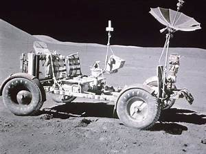 NASA finds old moon buggy tire in engineer's closet Photo ...
