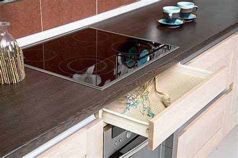 kitchen countertop materials stylish kitchen countertop materials 18 modern kitchen ideas