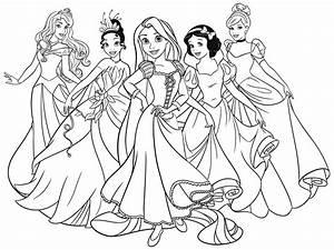Dibujos Princesas Disney Para Colorear Gratisjpg 14471081 Las Princess Pinterest Princesas