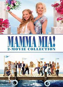 Mamma Mia Blog : mamma mia 2 movie collection dvd golden discs ~ Orissabook.com Haus und Dekorationen