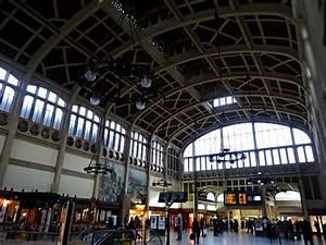 Architecte Interieur Rouen : pss photo gare de rouen rive droite int rieur ~ Premium-room.com Idées de Décoration