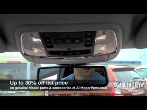 program  homelink garage door opener youtube