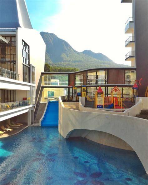 rekomendasi hotel  batu malang  kolam renang