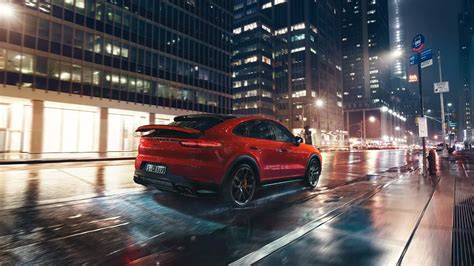 New Porsche Cayenne Coupe Brings Sexy Back