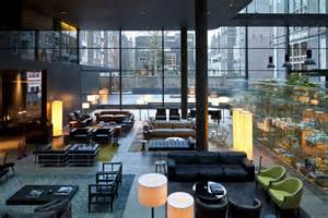 amsterdam design hotel amsterdam 39 s fascinating high end conservatorium hotel freshome
