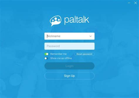 This app is the largest video chat community in the world. Paltalk 2019 1.14.1.34095 - Download for PC Free
