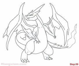 mega pokemon drawings images
