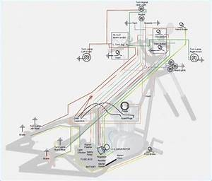 China Xingyue Scooter Wiring Diagram
