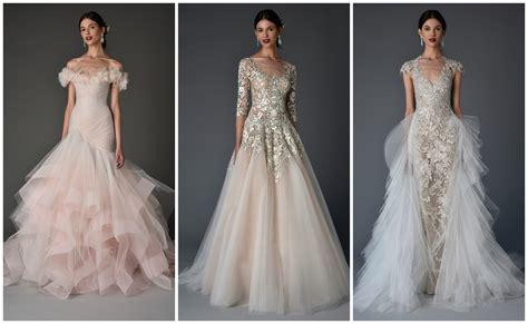 Marchesa Bridal Spring 2017 Collection