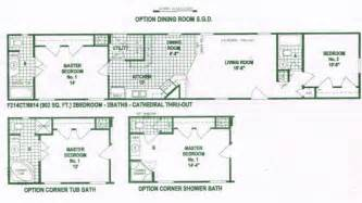 one story house designs single wide mobile home floor plans used single wide