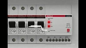 Havells Accl - Automatic Changeover
