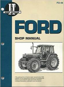 Ford New Holland 1991