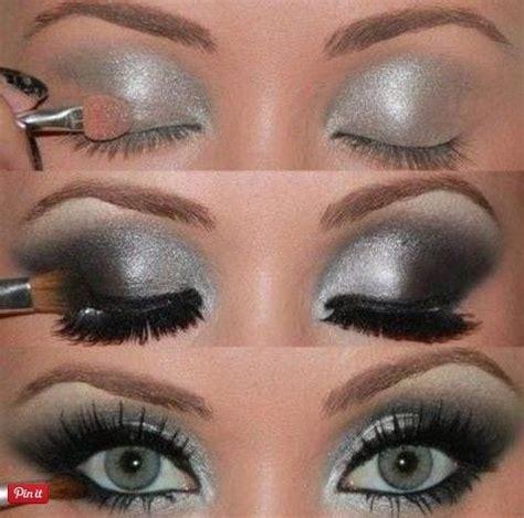 top  simple smokey eye makeup tutorials  green eyes