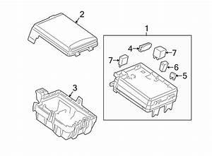 Chevrolet Sonic Fuse Box Cover