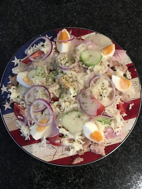 capricciosa salat von wolle  chefkochde