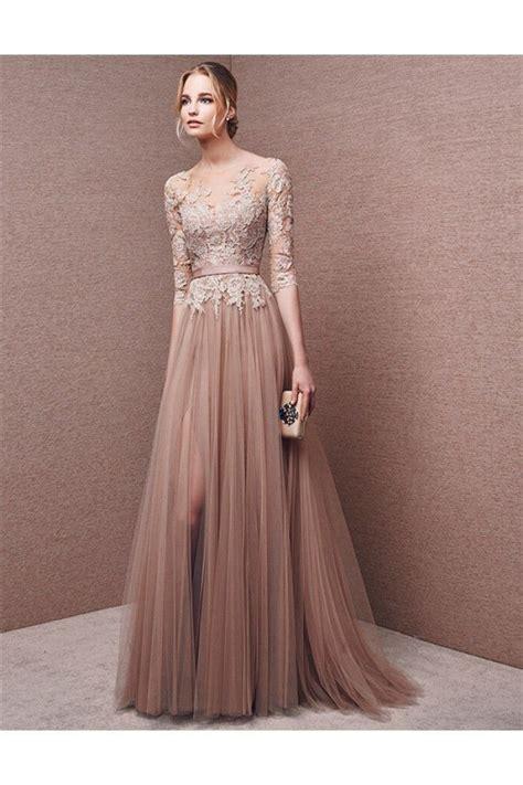 formal dresses  sleeves ideas  pinterest