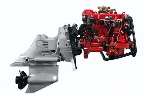 volvo penta introduces  generation    gasoline