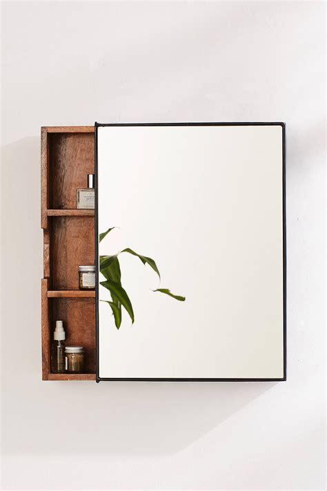 Bathroom Storage Mirrors by Meuble De Rangement Miroir Plymouth Diy Storage Mirror