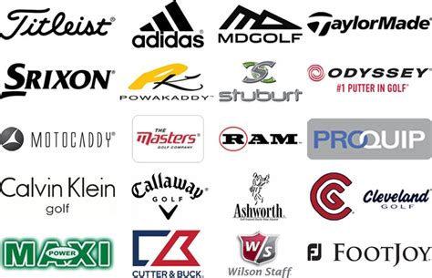 Which Of These #golf Brands Do You Feel Best Connect With
