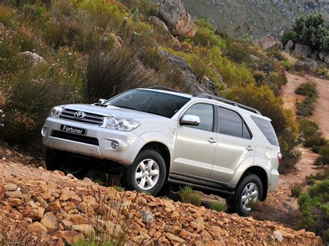 Toyota Fortuner 4k Wallpapers by Toyota Fortuner Za Spec 2008 11 Wallpapers 2048x1536