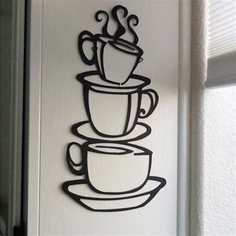 wall stickers home decor removable diy kitchen decor