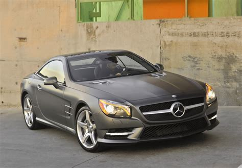 2014 Mercedesbenz Sl Class Picturesphotos Gallery The