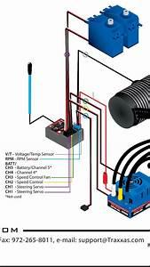 Traxxas Revo Wire Diagram Wire Data Schema  41018450054