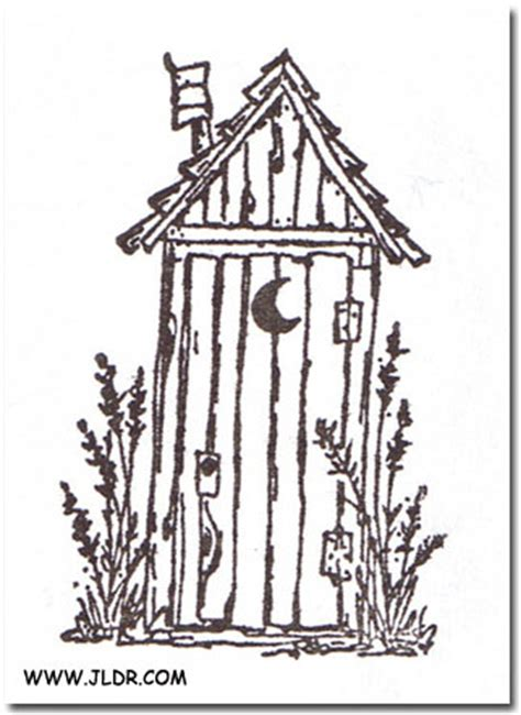 outhouses   jeff carter