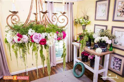 ken wingard and cristina ferrare s diy wedding flower