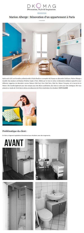 Journal Decoration Maison Latest Via Le Journal De La