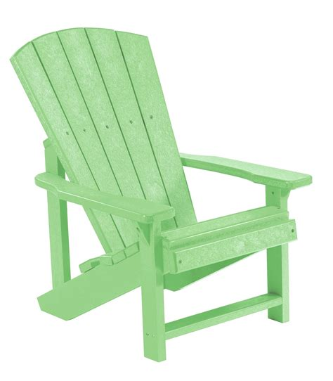 generations lime green adirondack chair from cr