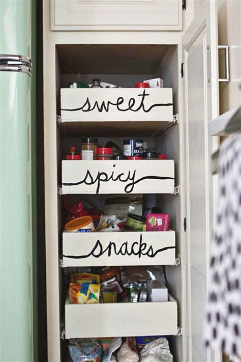 10 Diy Kitchens Organization  Home Design And Interior