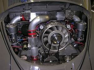 1959 Vw Euro Fully Built Turbo Air Cooled Beetle