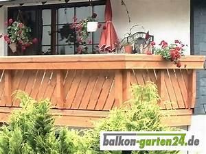 Holz Balkongeländer Bretter : balkongel nder aus holz hier bestellen und liefern lassen ~ Watch28wear.com Haus und Dekorationen