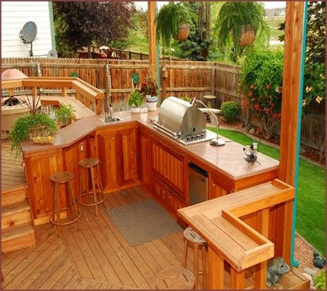 Inexpensive Kitchen Island Countertop Ideas by Build An Outdoor Kitchen Cheap Home Design Ideas