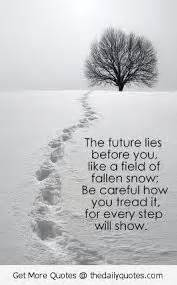 17 Best images ... Spring And Snow Quotes