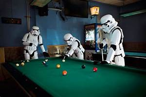 Star Wars fan shows Stormtroopers' lighter side as he ...