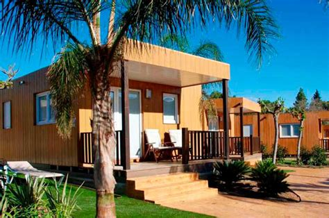 Long Stays In Bungalows  Camping Villasol
