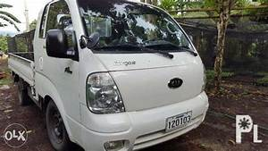 Kia Bonggo For Sale In Davao City  Davao Region Classified
