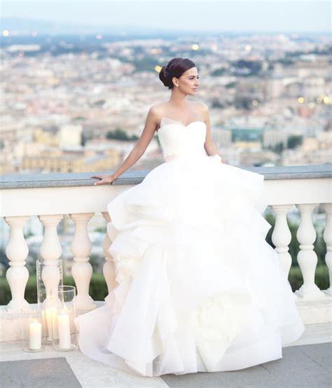 Vera Wang Katherine Real Brides Preowned Wedding Dresses