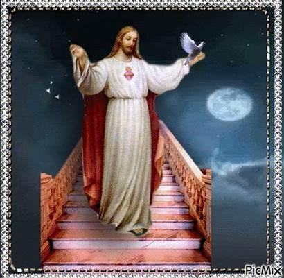Jesus Picmix Heart Animated Gifs Christ Sacred