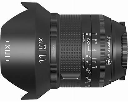 Irix 11mm Lens Firefly F4 Lenses 45mm