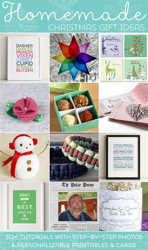 christmas gifts  aunts ideas easy craft ideas