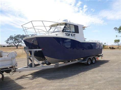 Diesel Catamaran Fishing Boats For Sale by 2010 Oceantech Charter Fishing Catamaran For Sale Trade