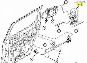 I Have A 2000 Dodge Durango 4 7  Rear Passenger Door Power